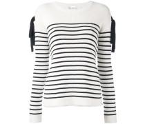 striped jumper - women - Baumwolle - L
