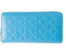 'Colour Embossed A' wallet
