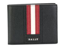 Portemonnaie mit Streifen