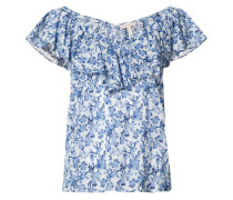 - Top mit floralem Print - women - Baumwolle - 4