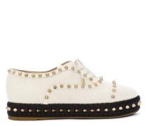 studded platform shoes
