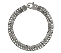 'Grumette Duo' Armband aus Sterlingsilber