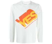 Sweatshirt mit Archiv-Print