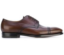 - Derby-Schuhe mit mandelförmiger Kappe - men