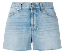 Cat print shorts