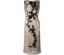 Kleid in Metallic-Optik - women
