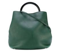 medium top handle satchel - women