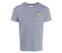 T-Shirt mit Tweety-Stickerei