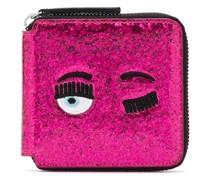 Portemonnaie mit Auge