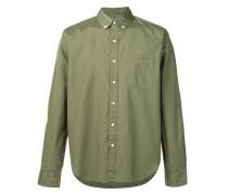 Button-down-Hemd mit Brusttasche