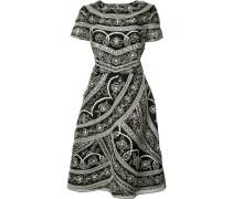 Seidenkleid mit floralem Print - women - Seide