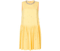 bead-embellished dress