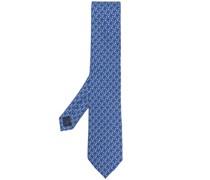 Krawatte mit Golf-Print