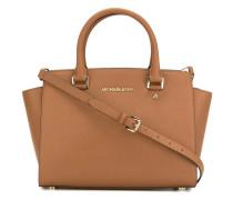 - Mittelgroße 'Selma' Handtasche - women - Leder