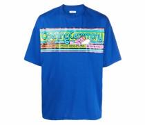 T-Shirt mit Cartoonish-Print