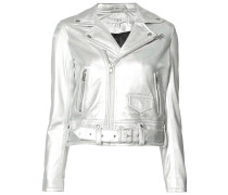 Cropped-Bikerjacke - women