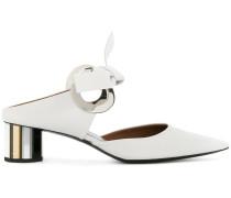 Grommet mules