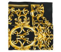 Heritage Barocco print scarf
