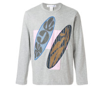 Sweatshirt mit Applikation