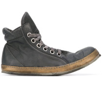 High-Top-Sneakers aus Leder - men - Leder - 41