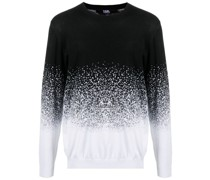 Pullover mit Ombré-Effekt
