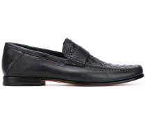 - Loafer aus Leder - men - Leder - 6.5
