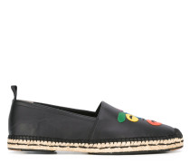 Espadrilles mit Patches - men