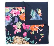 jungle print scarf