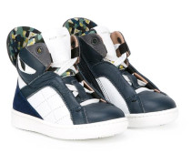 'Bag Bugs' High-Top-Sneakers