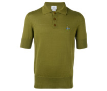 Poloshirt mit gesticktem Logo - men - Baumwolle