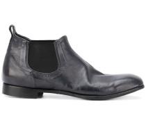 Chelsea-Boots mit Knitteroptik - women