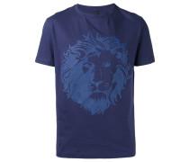 T-Shirt mit Löwen-Print - men - Baumwolle - S