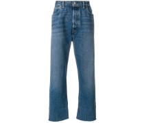 501 Fashion Bunker straight leg jeans