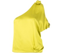 One-Shoulder-Bluse