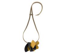 Halskette mit Blütenanhängern