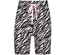Zebra Spin Shorts