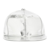 Baseballkappe im Metallic-Look - unisex