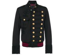 Jacke im Military-Look