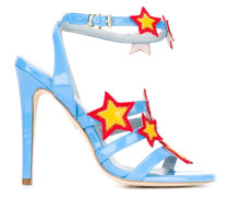 Sandalen mit Stern-Patches