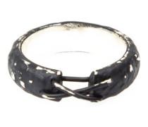 'Narrow Stitch' Ring
