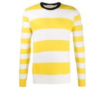Pullover mit breiten Streifen