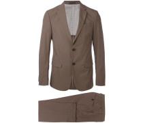 Zweiteiliger Anzug - men - Baumwolle/Bemberg