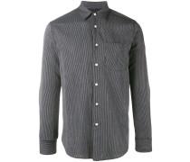 Hemd mit Brusttasche - men - Baumwolle - M