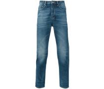 Schmal geschnittene Jeans - men - Baumwolle - 36