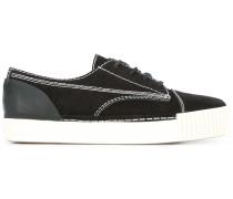 Sneakers mit Kontrastnähten - men