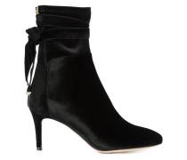 tie detail stiletto boots