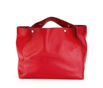 'Voile' Handtasche - women - Leder