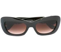 Sonnenbrille mit Medusa-Details