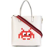 Großer 'Space Invaders' Shopper