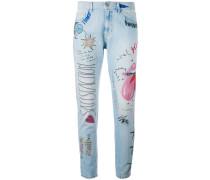 - 'Stinkfist' Jeans - women - Baumwolle - XS